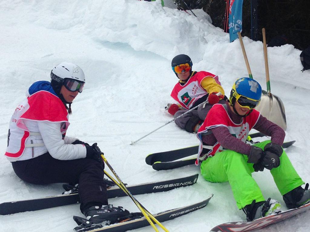 UNSS Jeanne d'Arc Ski
