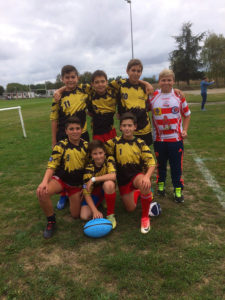 UNSS Jeanne d'Arc Rugby