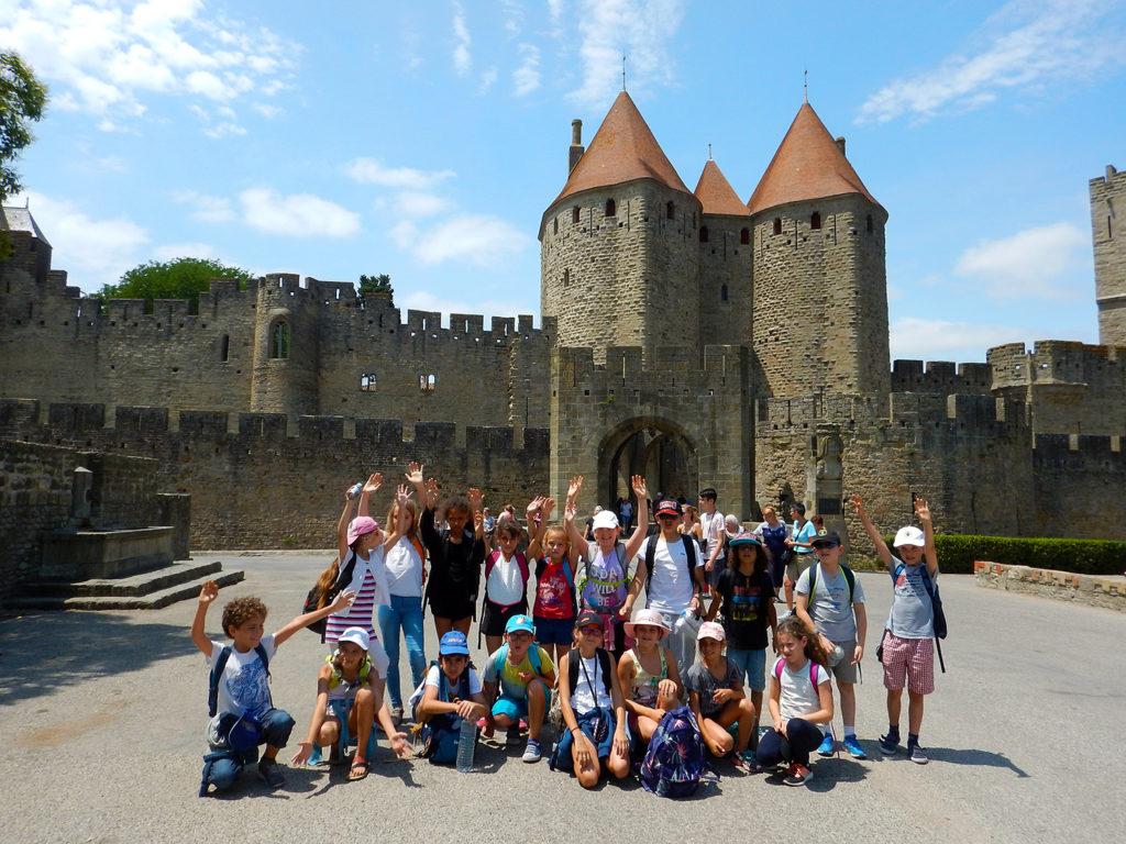Voyage à Carcassonne