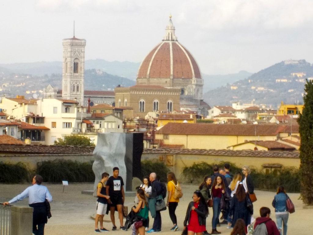 Voyage en Italie Terminale