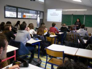 Semaine de l'orientation - Atelier rédaction projet formation