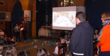 Célébrations de Pâques école Jeanne d'Arc