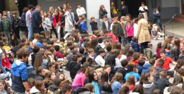 Rassemblement de Pâques - Institution Jeanne d'Arc Saint Joseph