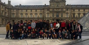 Voyage 3ème à Paris avril 2019
