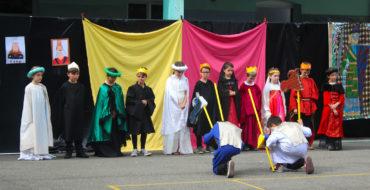 Spectacle de théâtre de l'école Jeanne d'Arc
