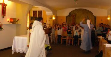 Retraite de première Communion