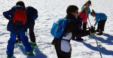 Classe de neige CP CE1 Payolle 2019