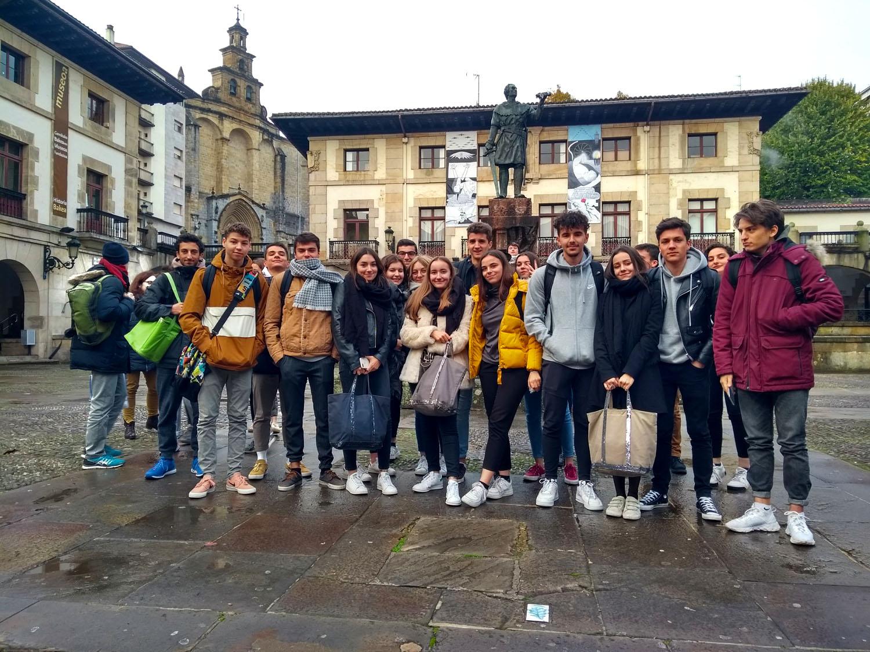 Nos Lycéens En Espagne