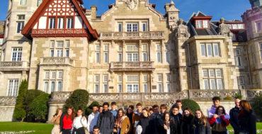 Lycéens en ESPAGNE 2019
