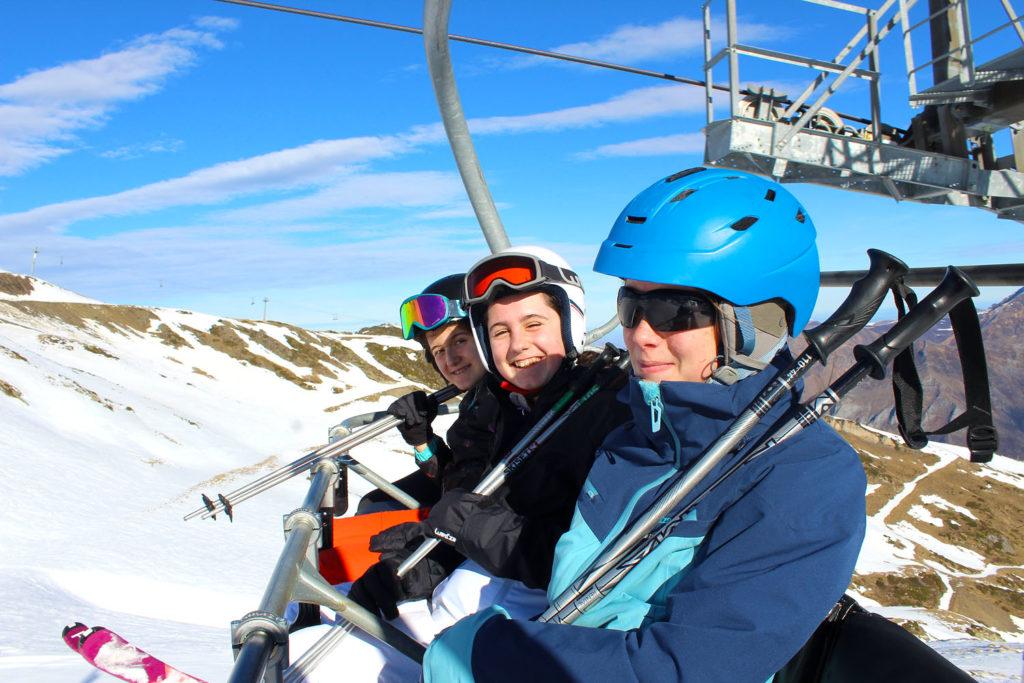 Ski Luz Janvier202032