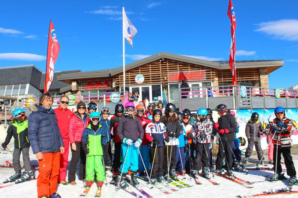 Ski Luz Janvier202089