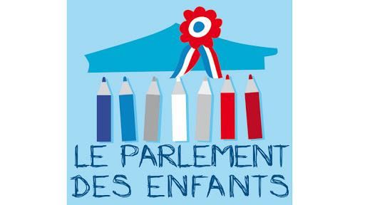 parlement des enfants logo