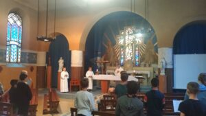 Messe à la chapelle 3