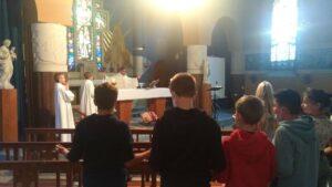 Messe à la chapelle 1