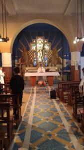 Messe à la chapelle 2